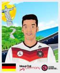 Template Mesut Ozil