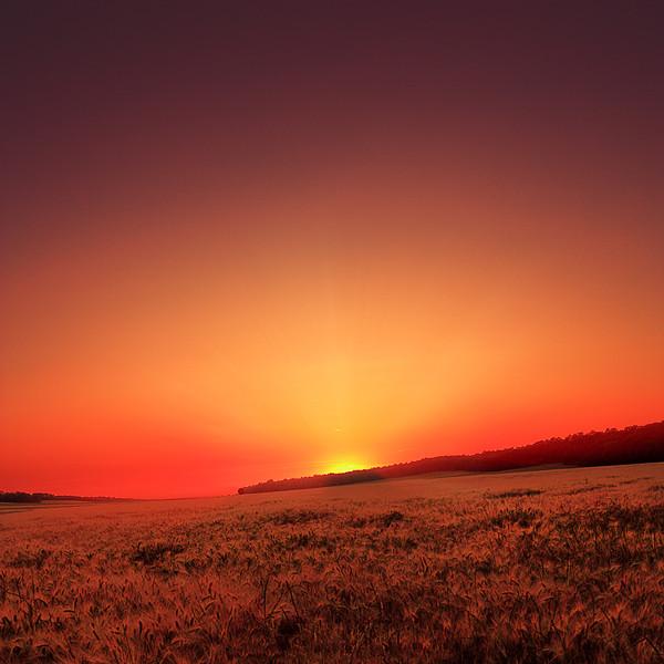 Eternal sunset by ludovicjamet