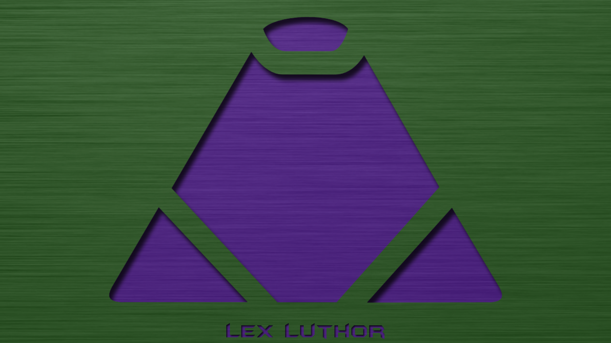 Lex Luthor By Mysterydarknes On Deviantart