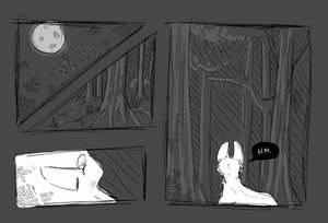 .:BLANK:. Part 1 - (Interactive comic)