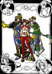 Women of Dynasty Warriors WIP3