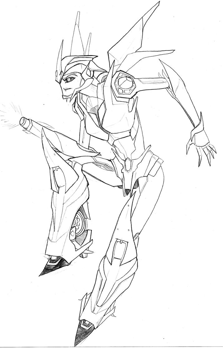 arcee transformers prime coloring pages - photo#6
