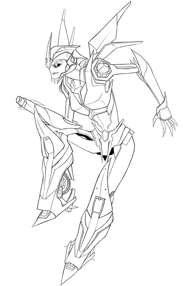 arcee transformers prime coloring pages - photo#7
