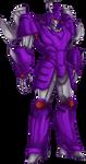 Transformers- Cyclonus Colored