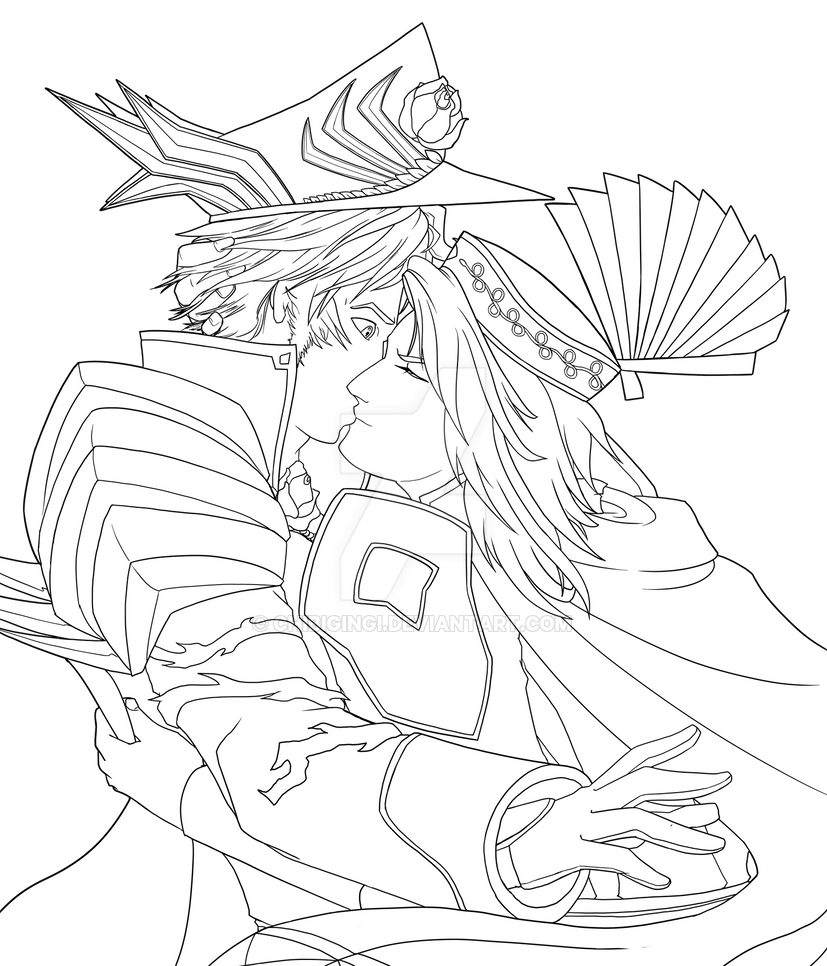 Commission for Ivynian by chibigingi