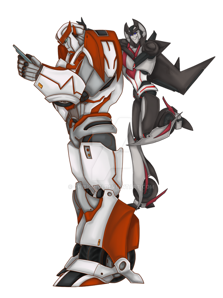 Commission for praxcrown5 by chibigingi