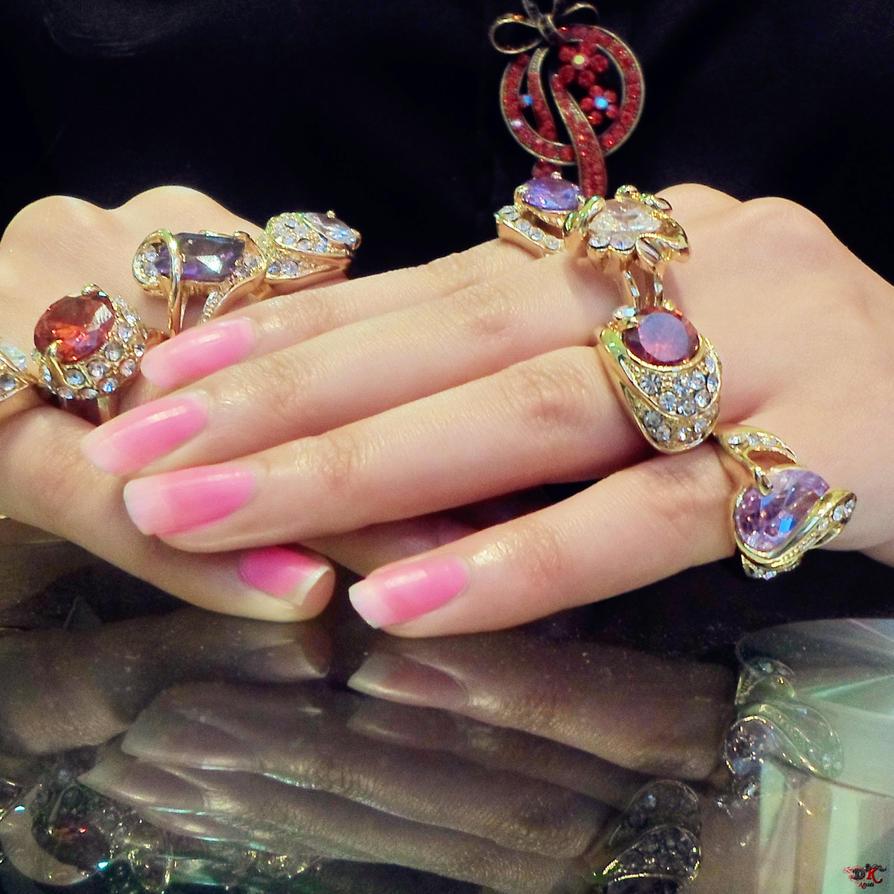 Rings Hand by DearKhan on DeviantArt