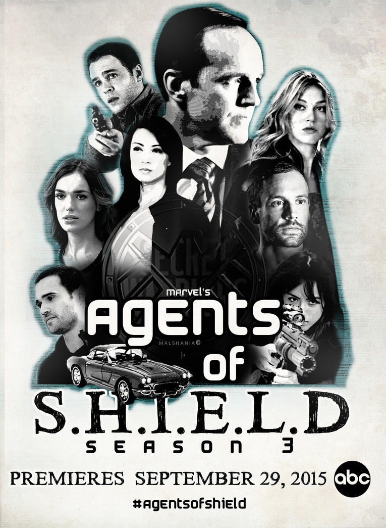Marvel's Agents of S.H.I.E.L.D. Temporada 03 Completa  HD 720p [Latino]