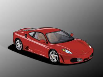 Ferrari430 by Tarzanete