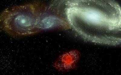 Galaxy by Tarzanete