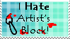 Artist's Block by MadameRosco