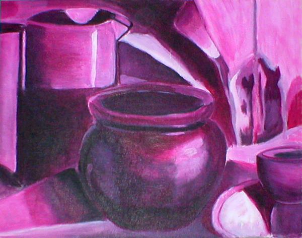 Monochromatic Still Life by laurichg