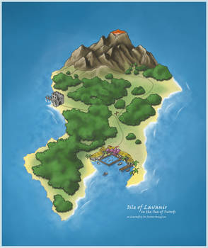 Isle of Lavanir