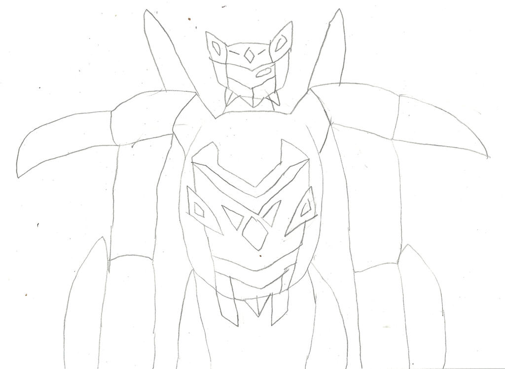 Battle Spider Shadow the Transformer by NaruHinaFanatic