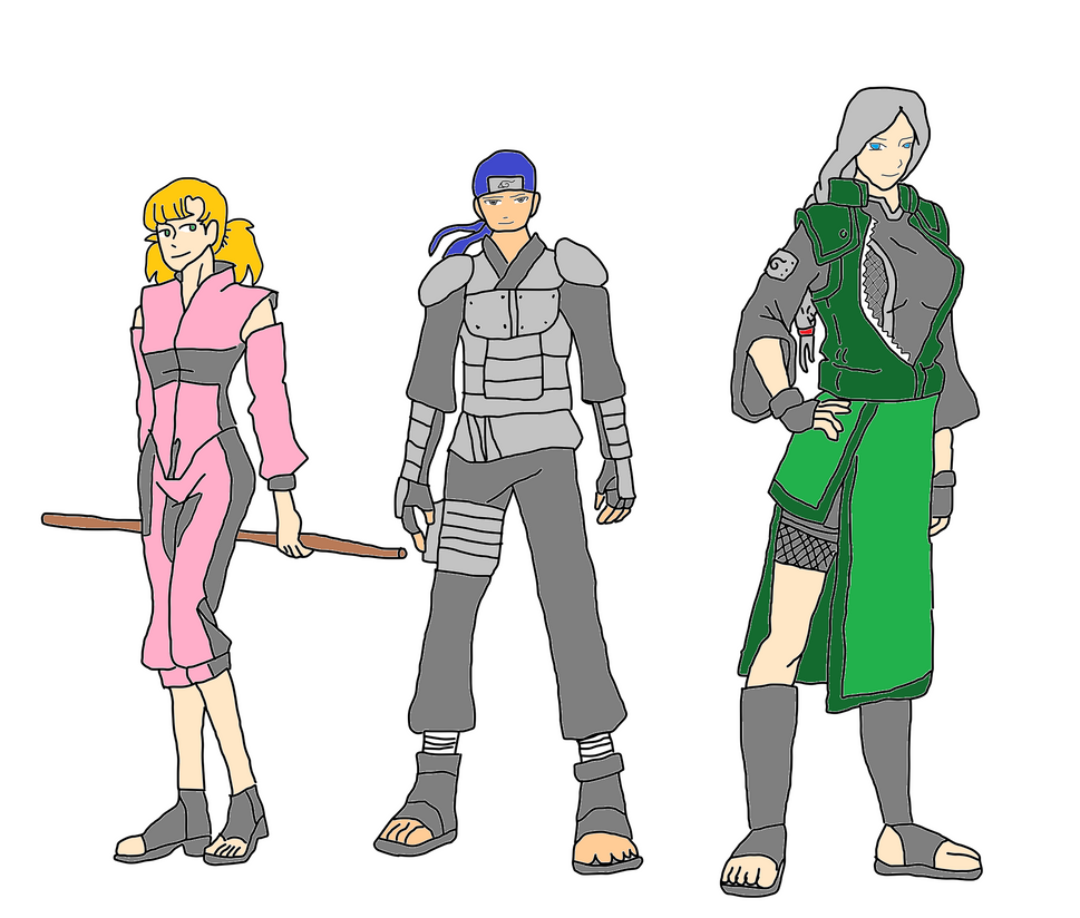 Break's Team Color Refs by NaruHinaFanatic