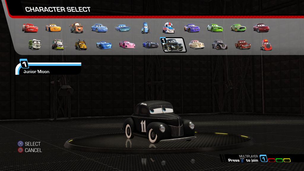 Cars 3 Driven To Win Junior Moon By Naruhinafanatic On Deviantart