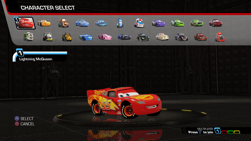 Cars 3 Driven To Win Lightning Mcqueen By Naruhinafanatic On