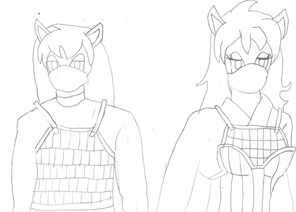 Hedgewolf Ninjas by NaruHinaFanatic