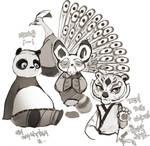kungfu panda fanart