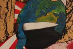 Earth Peel - detail 02
