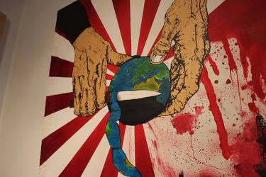 Earth Peel - detail 03 by pa-he