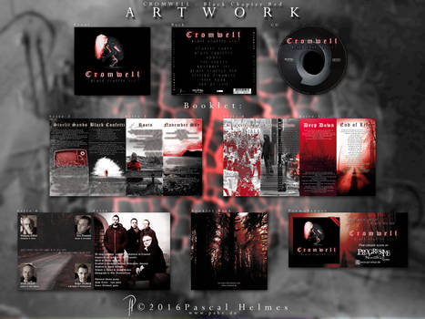 Cromwell - Black Chapter Red - Artwork