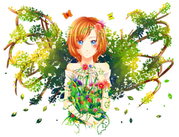 [Contest *Results*] My little Spring by Floodlight-Zhou