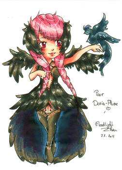 [Gift-JapanExpo2014] Black Bird