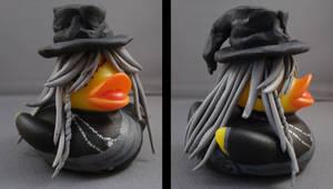 Undertaker Duck