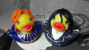 Rory and Reed Ducks
