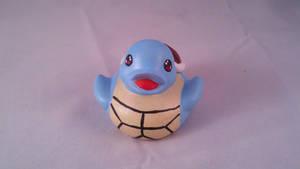 Squirtle Duck by spongekitty