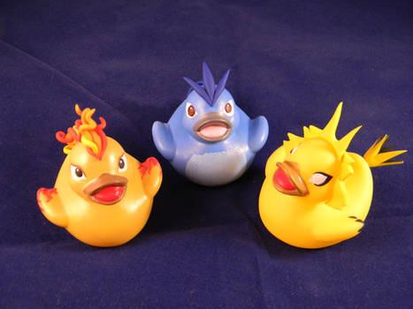 The Legendary Ducks