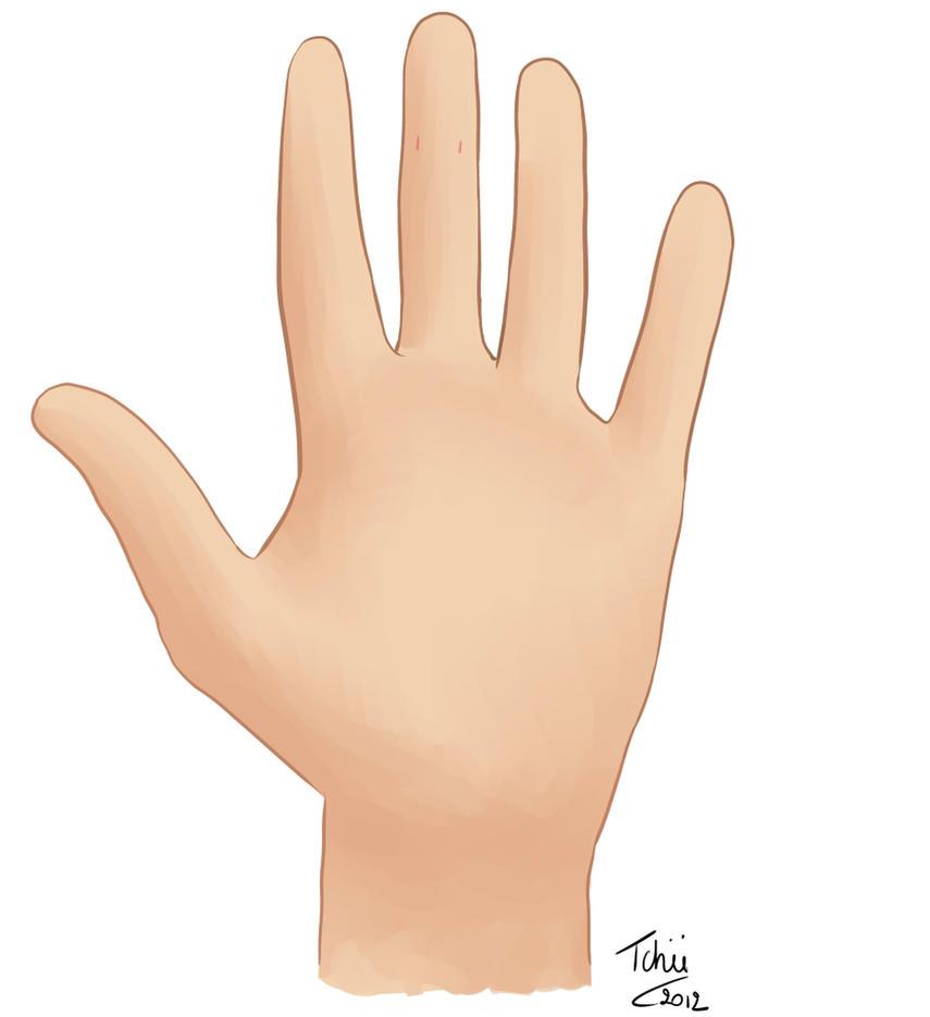 Dessin d une main pour devinette by tchiiweb on deviantart - Main en dessin ...