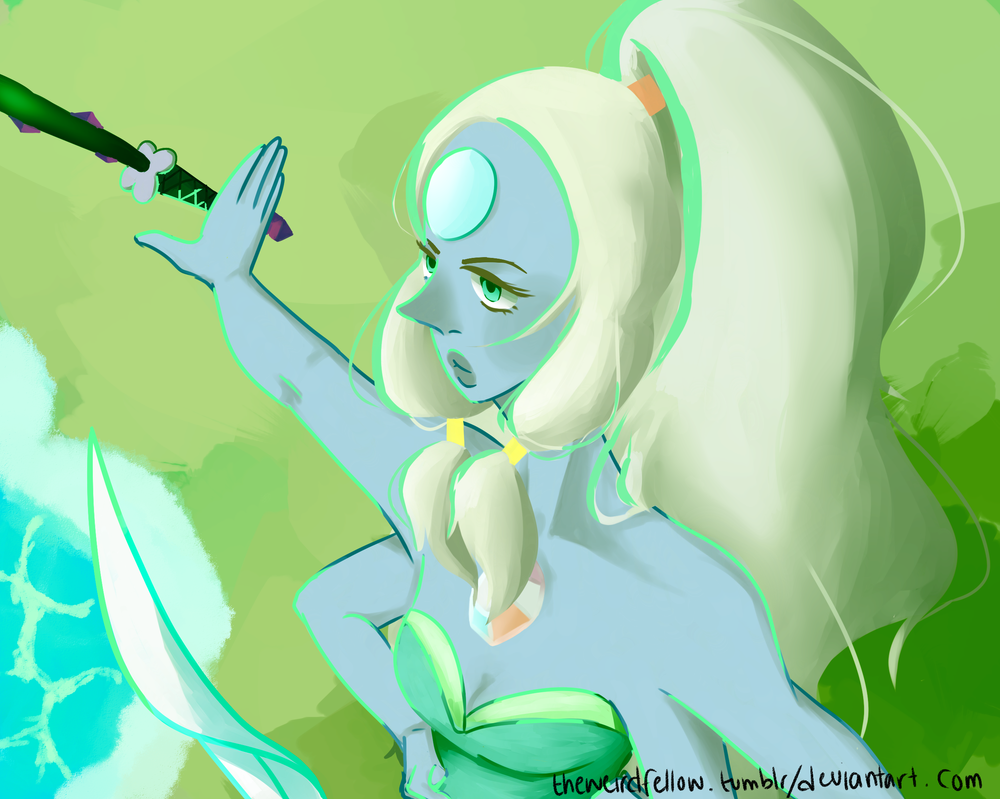 "Opal from the episode ""The Return"" bc I love her yeay for sucky backgrounds cryy theweirdfellow.tumblr.com/post…"