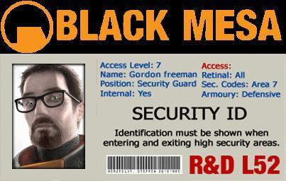 Black mesa ID