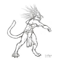 Princess Lionness Punch