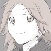 Anime self portrait