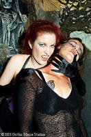 Mistress Victoria and Victim by laurna