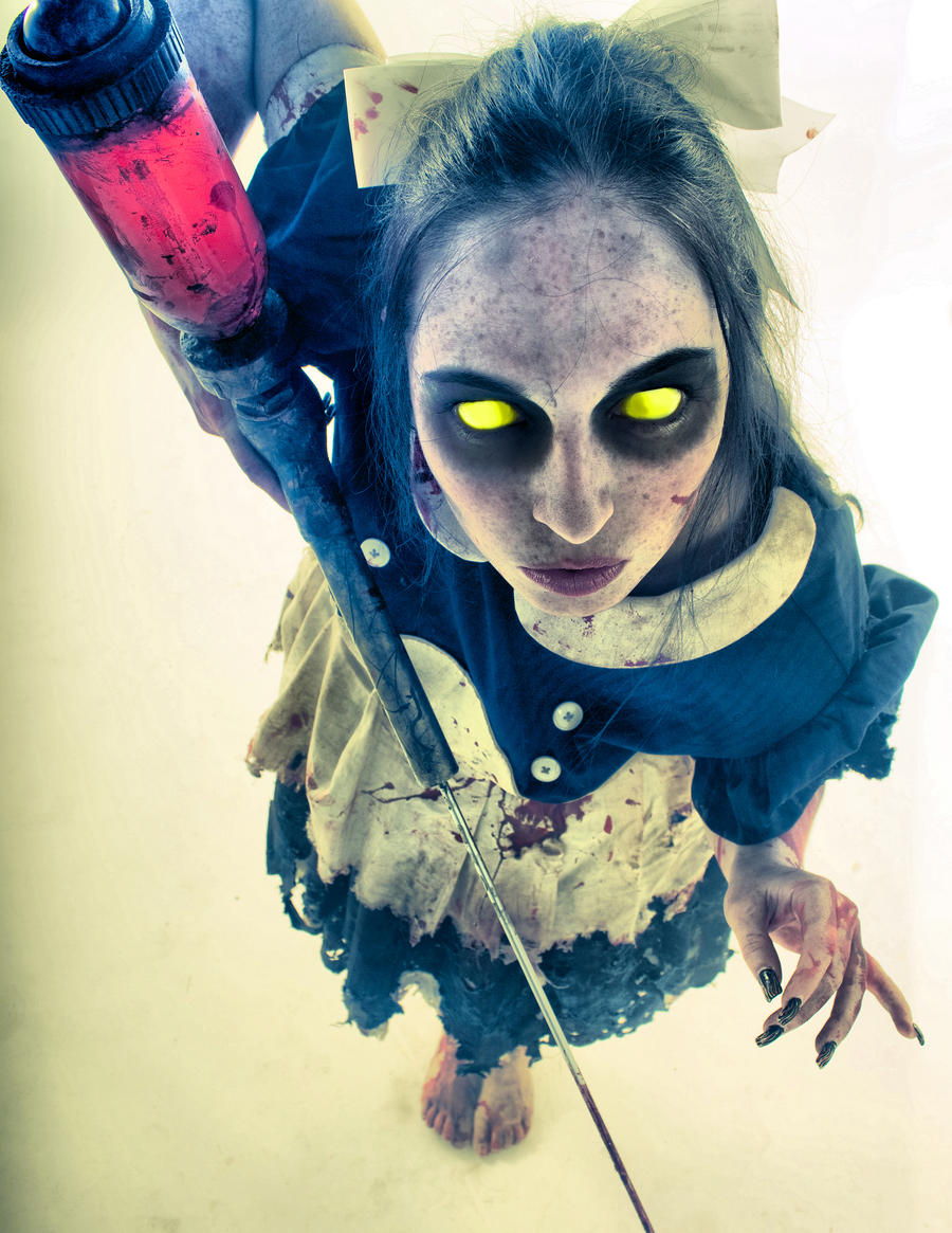little sister ... Bioshock - Little Sister by laurna