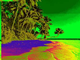 ?beach? by peckinpaw