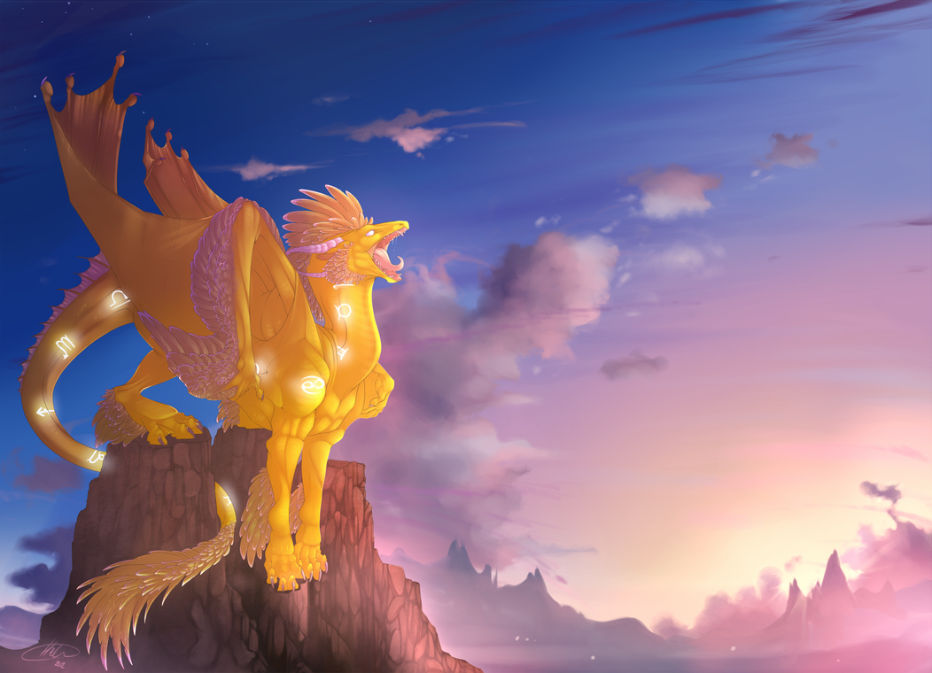 comm: Greet the sunrise by HelmiP