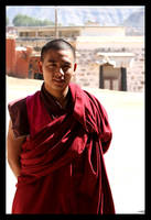 Face of Tibet by LemonKitten