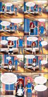 [TG TF Hypno] Grace meets Layla (Catgirl Maid)