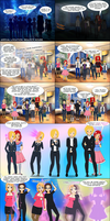 [TG TF Story] Grace's Party [Part 1]