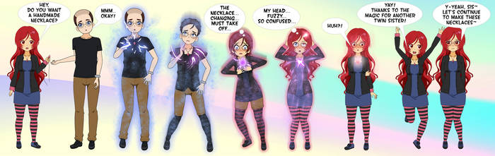 Gender Transformation on Kisekae-Unlimited - DeviantArt