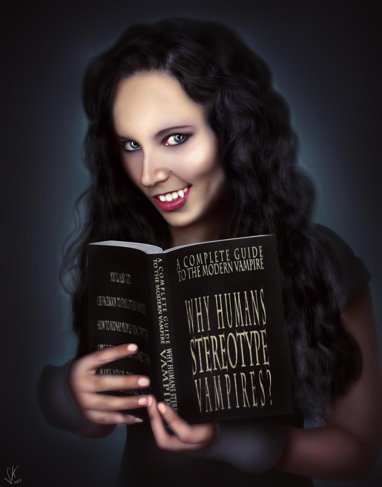 Modern vampire by jota ka on deviantart for Ka chengardinen modern ka chen