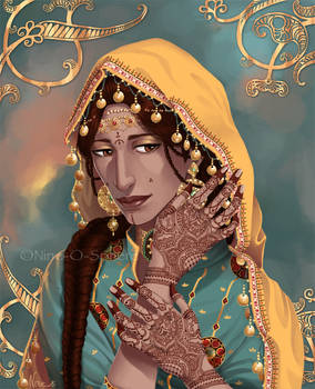 Ilham the Concubine