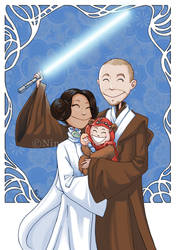 Star Wars Familly commission