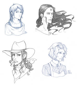 Free sketches 3