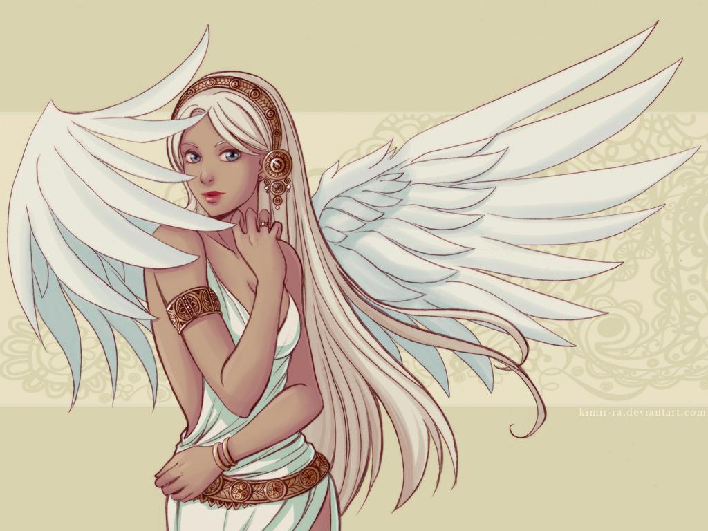 Winged by Kimir-Ra